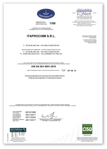 Certiquality ISO 9001:2015