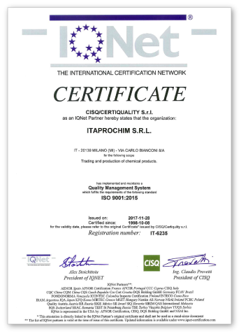 Iqnet ISO 9001:2015